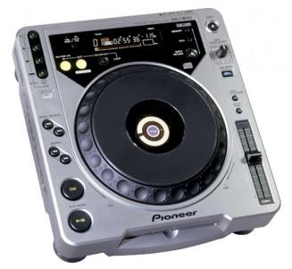 Platine CD Pioneer DJ CDJ...